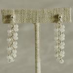 Beaded Bliss Chain Maille Earrings
