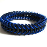 Queens Link Stretchy Chain Maille Bracelets