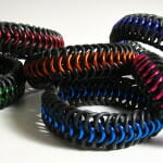 European 6 in 1 Chain Maille Bracelet