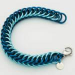 Half Persian Aluminum Bracelet