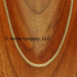 14K Gold-Filled Jens Pind Chain Maille Rope Necklace